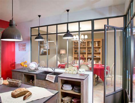 interieur cuisine architecture intérieur cuisine verrière architecte d