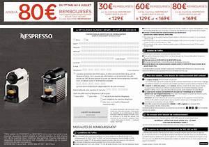 Machine Nespresso Promo : bon reduction nespresso machine tirage au sort barrage ~ Dode.kayakingforconservation.com Idées de Décoration