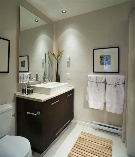 Small Modern Bathrooms by 20 Stunning Small Bathroom Designs
