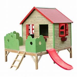 Cabane Enfant Plastique : maison enfant pas cher ~ Preciouscoupons.com Idées de Décoration