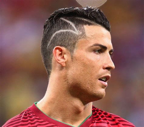 cristiano ronaldo hairstyle collection cristiano ronaldo