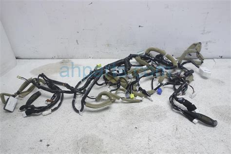 Nissan Altima Main Dash Wire Harness Sedan