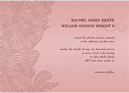 Diy Wedding Invitations Are Free Wedding Invitations That You Can DIY Wedding Invitations Our Favorite Free Templates Vintage Wedding Invitations Template Best Template Collection Image By Image By