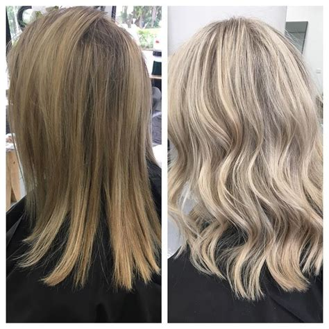 Foils Hairstyles by The 25 Best Foils Ideas On Blond