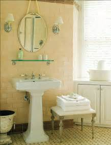 vintage bathroom tile ideas vintage tile bath ideas on shower curtains pedestal sink and small bathrooms