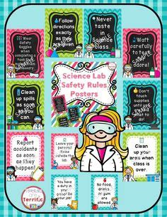lab safety rules images classroom rules