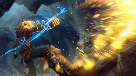 League Of Legends, Video Games, Ezreal Wallpapers Hd / Desktop And Mobile Backgrounds