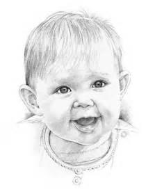 Pencil Drawing Babies
