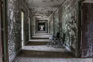 Abandoned Tennessee mental hospital