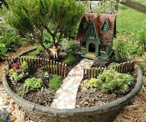 diy miniature fairy garden ideas  bring magic   home miniature fairy gardens
