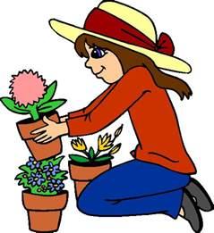 Image result for gardening clip art