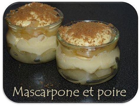 dessert poire chocolat mascarpone dessert poire chocolat mascarpone 28 images dessert poire et mascarpone 192 lire recette