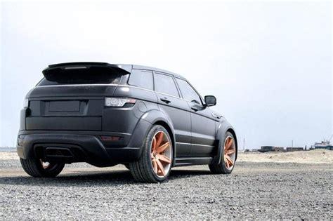 Hamann Bodykit & Forgiato's Am Range Rover Evoque