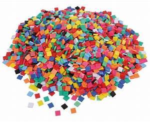 Mosaik Basteln Mit Kindern : mosaiksteine aus kunststoff viereckig ~ Lizthompson.info Haus und Dekorationen