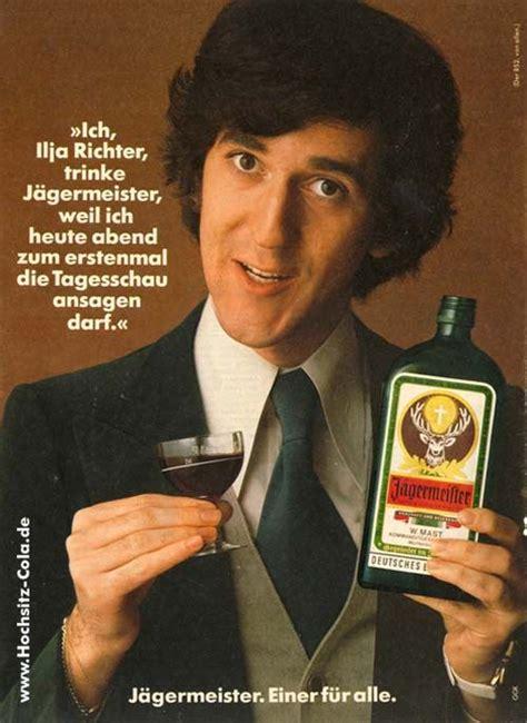 ich illia richter trinke jaegermeister weil ich heute