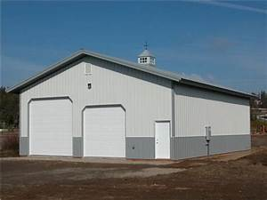 44 best barn ideas images on pinterest barn pole barns With 36 x 48 steel building
