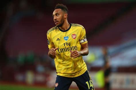 Latest Arsenal transfer rumours: Shock move for Aubameyang ...