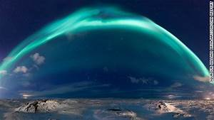 Powerful solar storm sparks stunning aurora - CNN.com