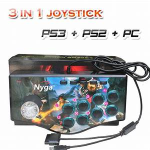 Arcade Fighting Stick Controller Street Fighter Game ...