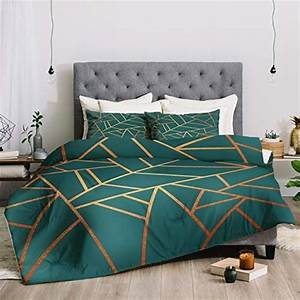 Green, And, Gold, Comforter, Sets
