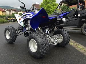 Yamaha Raptor Kaufen : yamaha yfm 700 r raptor 2015 in blau weiss bei road ~ Kayakingforconservation.com Haus und Dekorationen