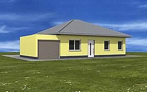 Garage Als Zimmer Umbauen : bungalow 90 4 zimmer var 4 einfamilienhaus neubau ~ Lizthompson.info Haus und Dekorationen