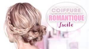 Chignon Romantique Rapide Et Facile Faire Soi M Me Tuto