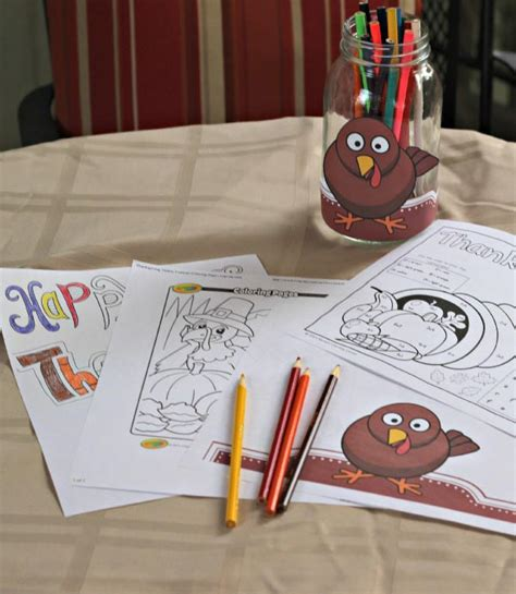 thanksgiving coloring pages  adults kids edventures  kids