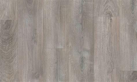 Pavimento in laminato effetto legno ROVERE GRIGIO