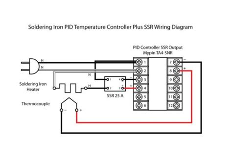 soldering iron temperature controller version 2 pcb smoke