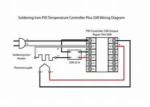 Soldering Iron Temperature Controller Version 2