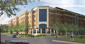 UNT adds new residence hall for growing student population