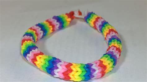 super easy rainbow loom hexafish  pin