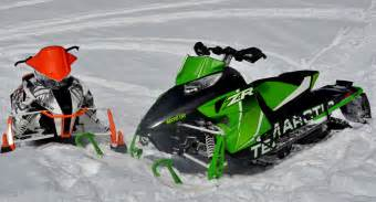 arctic cat snowmobiles 2017 arctic cat snowmobile lineup unveiled snowmobile