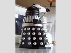Paul Symmons' Comet Dalek – CultTVman's Fantastic Modeling