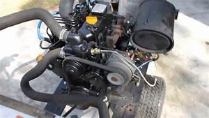 Yanmar 3tne74 Diesel Engine