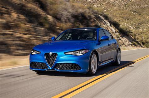 2018 Alfa Romeo Giulia Ti Sport Review