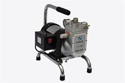China 642 Electric Diaphragm Airless Paint Sprayers Pump