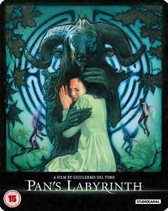 Pan's Labyrinth - Zavvi Exclusive Limited Edition ...