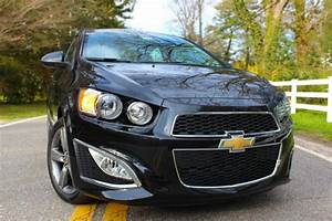Chevy Sonic Lights Driven 2014 Chevrolet Sonic Rs Is Sporty Only In Name