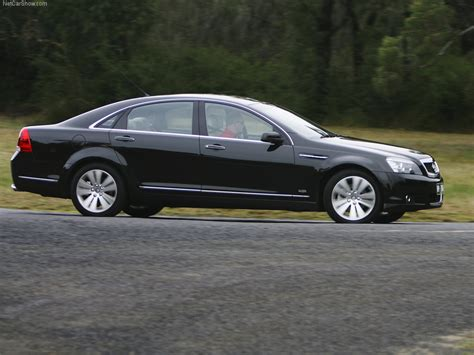 Image Gallery 2018 Holden Caprice