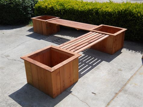 build planter  bench diy  wood filler uk