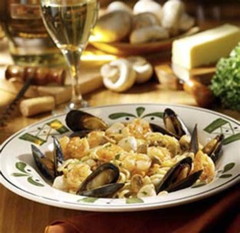 Effusion L Recipe by Copycat Olive Garden Seafood Portofino Recipe Food