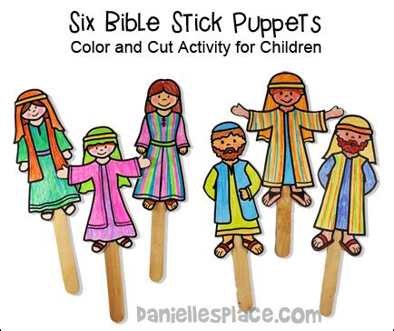puppet stories for preschoolers anytime bible crafts and activities for sunday school lessons 563