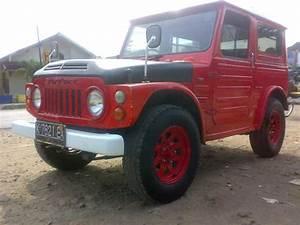 Suzukijeepinfo  Dedy Hardijanto  U2502 Suzuki Jimny Lj80
