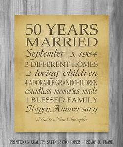 1000 images about 50th anniversary on pinterest trip to for 50 year wedding anniversary gift