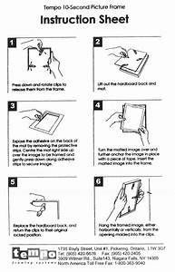 Set Of Instructions