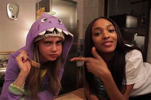 Jourdan Dunn & Cara Delevingne Star in the Season 2 ...
