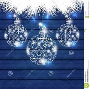 Boule De Noel Bleu : charmant boules de noel bleues 4 noel bleu hoze home ~ Teatrodelosmanantiales.com Idées de Décoration