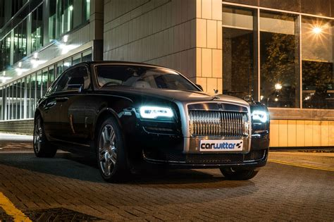 Review Rolls Royce Ghost by 2015 Rolls Royce Ghost Series 2 Review Carwitter